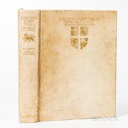 [Rackham, Arthur, Illustrator (1867-1939)], Flora Annie Steel (1847-1929) English Fairy Tales Retold by Flora Annie Steel.