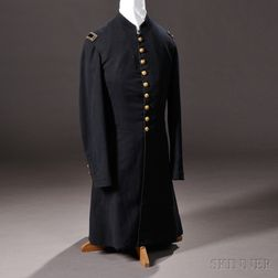Civil War-era Company-grade Infantry Officer's Frock Coat