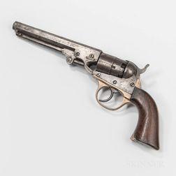 J.M. Cooper Second Model Navy Revolver