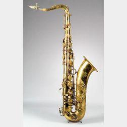 French Tenor Saxophone, Selmer, Paris, 1966, Model Mark VI