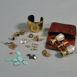Small Group of Jewelry and Accessories