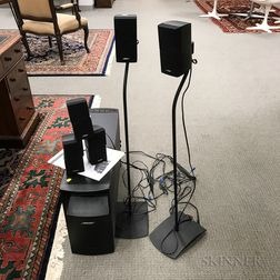 Bose Acoustimass 15 Series II Surround Sound Home Entertainment System.     Estimate $100-200