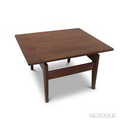 Jens Risom Mohawk Teak Side Table