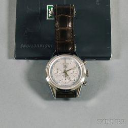 "Gentleman's Tag Heuer ""Carrera"" Chronograph Wristwatch"