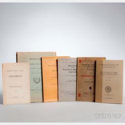 Radiology Six Pamphlets.