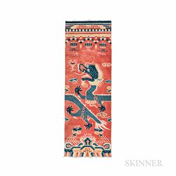 Ningxia Dragon Column Rug