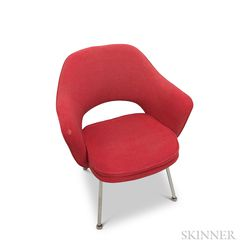 Eero Saarinen for Knoll Upholstered Armchair