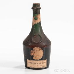 Benedictine, 1 bottle