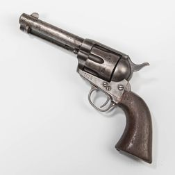 Colt Model 1873 Single-action Army Revolver