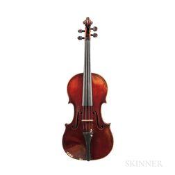 French Violin, Charles François Gand, Paris, 1818