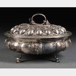 George V Restoration-style Silver Sugar Box