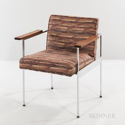 George Nelson (1908-1986) for Herman Miller Steel-frame Chair