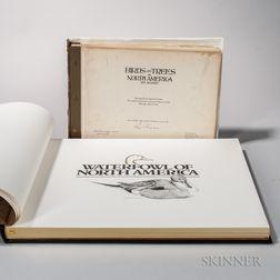Ornithological Illustration, Two Volumes.