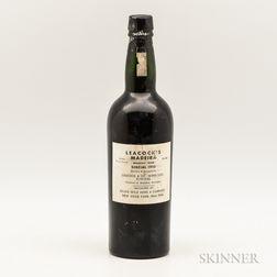 Leacocks Madeira Sercial 1910, 1 bottle