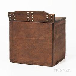 Northwest Coast Cedar Wood Storage Box