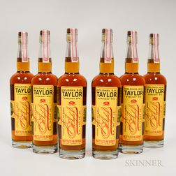 Colonel EH Taylor Rye, 6 750ml bottles (ot)