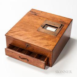 National Cash Register Co. Wooden Cash Register