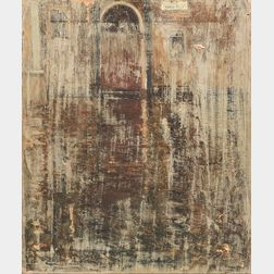 Eugène Laurent Vail (American/French, 1857-1934)      Venetian Doorway