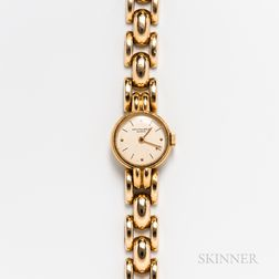 Patek Philippe 18kt Gold Reference 2019 Wristwatch