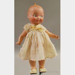 AM 252 Kewpie-type Bisque Head Toddler