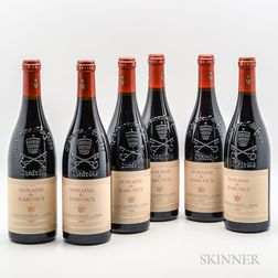Domaine de Marcoux Chateauneuf du Pape 2010, 6 bottles