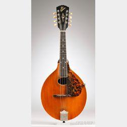 American Mandolin, Gibson Mandolin-Guitar Company, Kalamazoo, c. 1917, Style A-3
