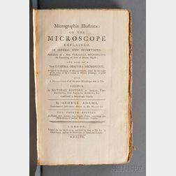 Adams, George  (1709-1772) Micrographia Illustrata