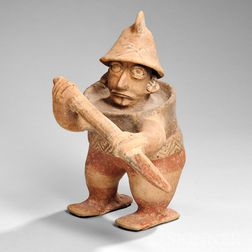 Jalisco Warrior Figure