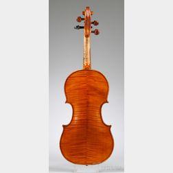 Italian Violin, Monzino Workshop, Milan, c. 1920