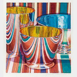 Jeanette Pasin Sloan (American, b. 1946)      Stripes
