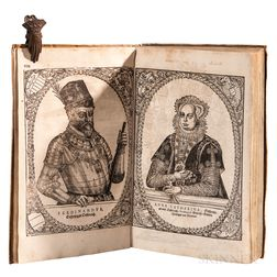 Roo, Gerard de (late 16th century) Annales, oder Historische Chronick der Durchleuchtigisten Fursten und Herren Ertzhertzogen zu Oester