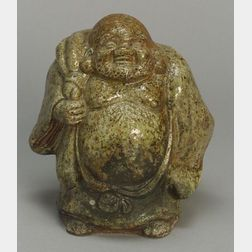 Stoneware Figure