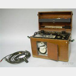 Medical Electro-Cardiograph Machine