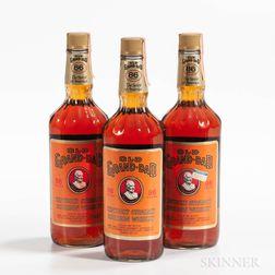 Old Grand Dad, 3 750ml bottles