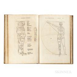 Dürer, Albrecht (1471-1527) Clarissimi Pictoris et Geometrae de Symmetria Partium Humanorum Corporum Libri Quatuor, e Germanica Lingua