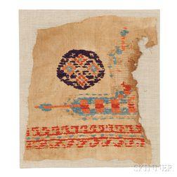 Coptic Looped-pile Fragment