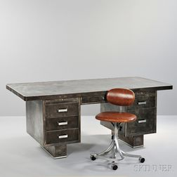 Industrial Design Desk