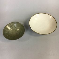 Two Song-style Ceramic Items