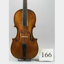 Milanese Violin, Testore School