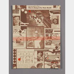 Richard Marshall Merkin (American, b. 1938) Lot of Approximately Twenty-Two Prints: It May Seem Queer t...