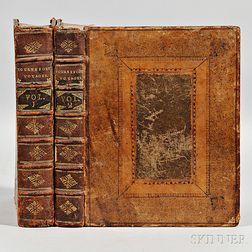 Tournefort, Joseph Pitton de (1656-1708) A Voyage into the Levant.