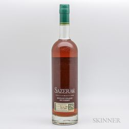 Buffalo Trace Antique Collection Sazerac 18 Years Old 1984, 1 750ml bottle