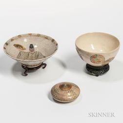 Three Satsuma Items