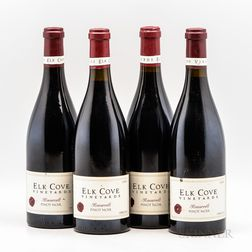 Elk Cove Vineyards Pinot Noir Roosevelt 1999, 4 bottles