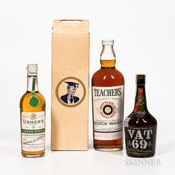 Mixed Scotch, 1 1/2 gallon bottle 2 4/5 quart bottles Spirits cannot be shipped. Please see http://bit.ly/sk-spirits for more info.