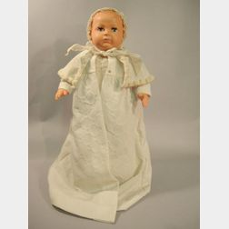 Large SNF Celluloid Baby Doll