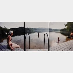 David Hilliard (American, b. 1964)      Tobey Pond