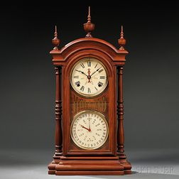 Charles Holland Reproduction Perpetual Calendar Clock