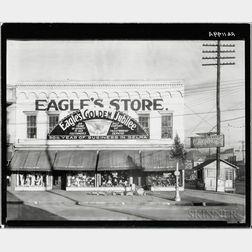 Walker Evans (American, 1903-1975)       Eagle's Store, Selma, Alabama