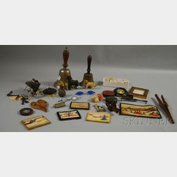 Group of Miscellaneous Country and Miniature Items
